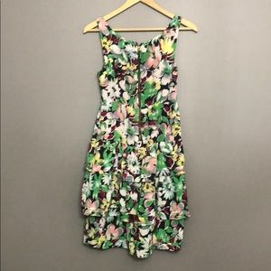 Anthropologie Dresses - Anthropology Ruffle front dress